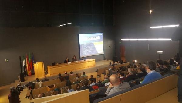 Jornada informativa Programa Interreg V A España-Portugal (POCTEP) 2014-2020.