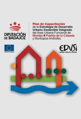 Plan deCapacitación de la Estrategia de Desarrollo Urbano Sostenible Integrado del Área Urbana Funcional de Montijo, Puebla de la Calzada y municipios limítrofes