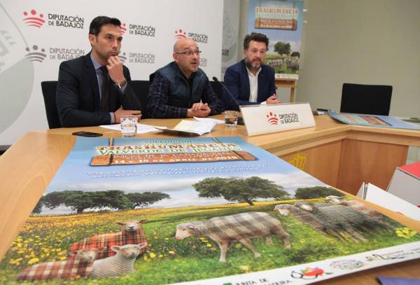 "Este próximo fin de semana Valverde de Leganés celebra la octava edición de ""Vive la Trashumancia"""