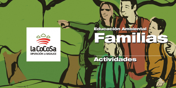 Actividad de Educación Ambiental (Ruta por la dehesa de la Finca la Cocosa y una actividad familiar)