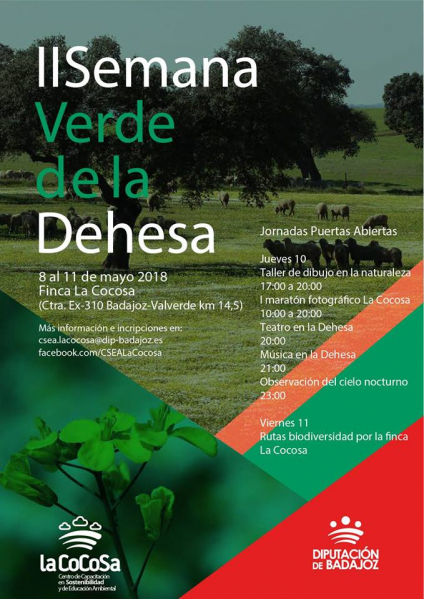 Arte en la Naturaleza. II Semana Verde de la Dehesa