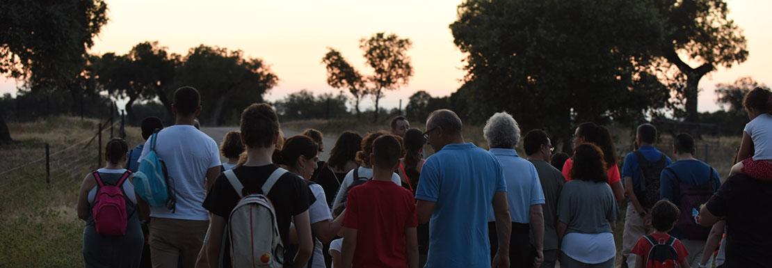 El pasado jueves 35 personas disfrutaron del cielo estrellado de La Cocosa.