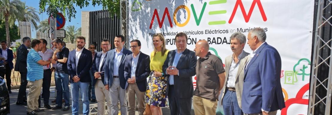 Presentación de PLAN MOVEM. Plan de Movilidad de Vehículos Eléctricos