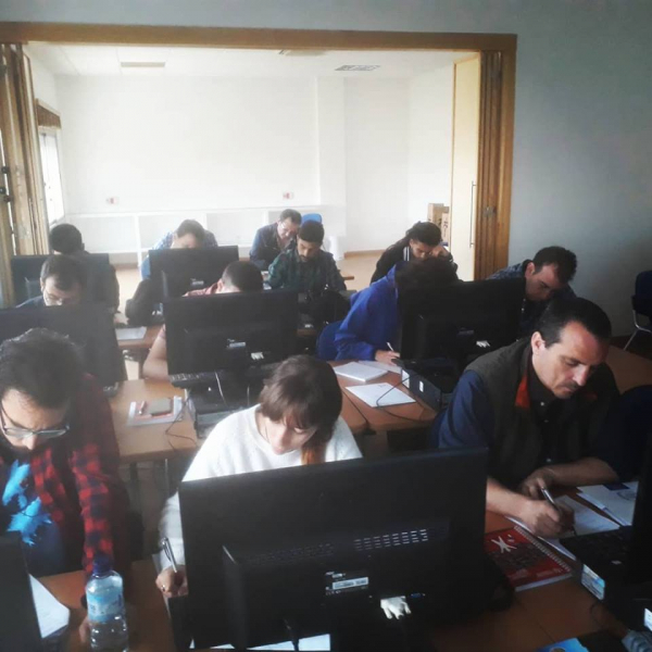 Hoy ha comenzado el segundo de los ocho cursos que se celebran en CSEA Lacocosa