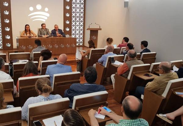 El pleno extraordinario de la Diputación de Badajoz aprueba cinco planes de inversión para la provincia por 53,7 millones de euros