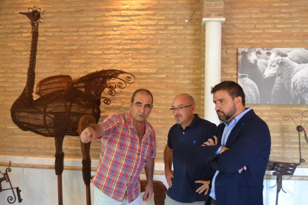 El pabellón de la Diputación de Badajoz estrena la exposición 'Bravo por el reciclaje'