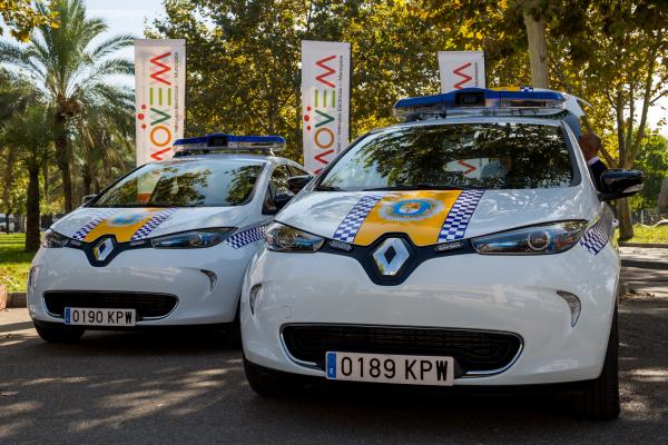 Diputación de Badajoz hace entrega de los primeros vehículos eléctricos del Plan MOVEM en la inauguración de FEVAL MOTOR