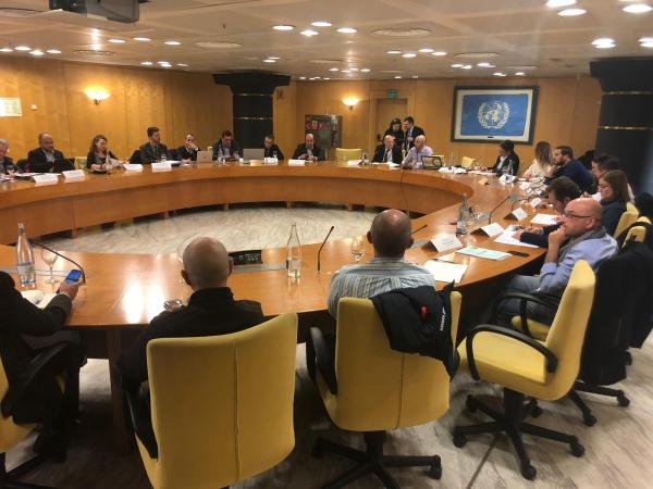 La Diputación de Badajoz difunde sus prácticas de economía verde en un foro de diputaciones de Conama