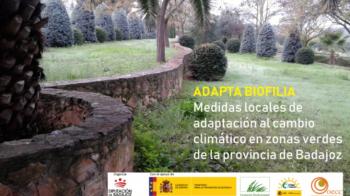 Por qué y para qué surge el proyecto ADAPTA BIOFILIA