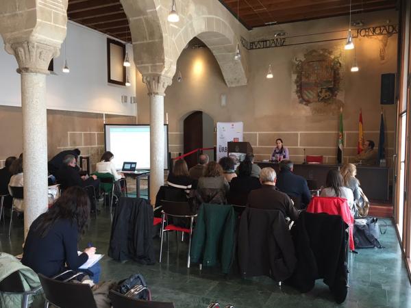 El Proyecto Red URBANSOL celebra su quinta reunión de seguimiento