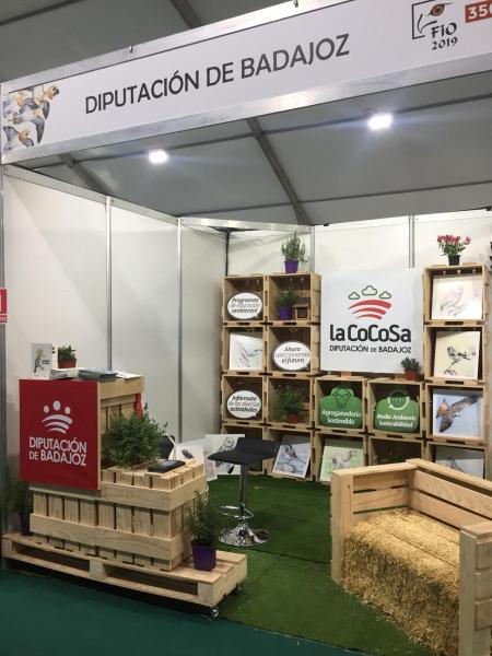 Finaliza la decimotercera edición de la Feria Internacional de Turismo Ornitológico y se convierte así en la feria más antigua de España de este tipo de turismo