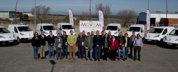 Siete municipios de La Siberia cuentan ya con un vehículo eléctrico gracias al Plan MOVEM
