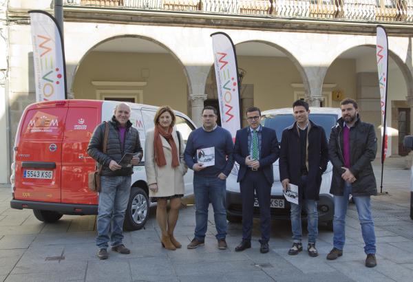 Todos los municipios de la provincia de Badajoz cuentan ya con un vehículo eléctrico gracias al Plan MOVEM