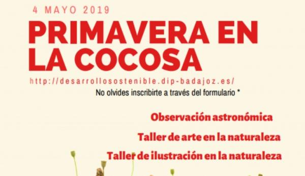 Primavera en La Cocosa. Arte y Astronomía