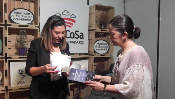 La Diputación Provincial, a través del Área de Desarrollo Sostenible ha participado en la Feria de Muestras de la Campiña Sur de Azuaga (FECSUR) , llevando su Stand Institucional de La Cocosa