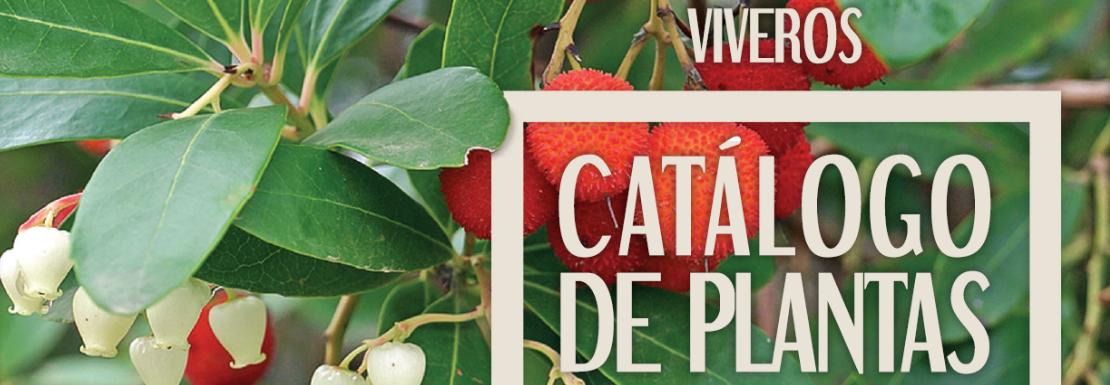 Nuevo Catálogo de Plantas Adaptado al Cambio Climático