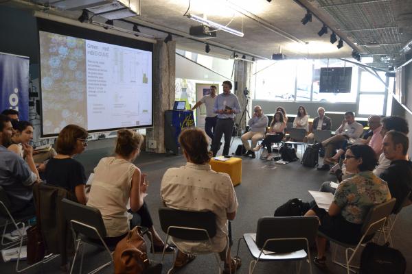 El Proyecto LIFE – MyBUILDINGisGREEN celebra en Oporto una mesa redonda para estudiar Soluciones Basadas en la Naturaleza
