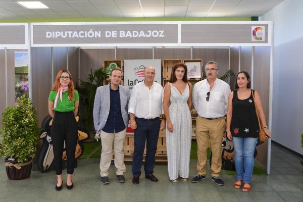 """Lorenzo Molina: """"en toda iniciativa que conlleve una mejora en la población de nuestro territorio debe estar Diputación de Badajoz"""""""