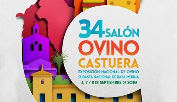 Diputación de Badajoz ha participado en el 34 Salón Ovino de Castuera