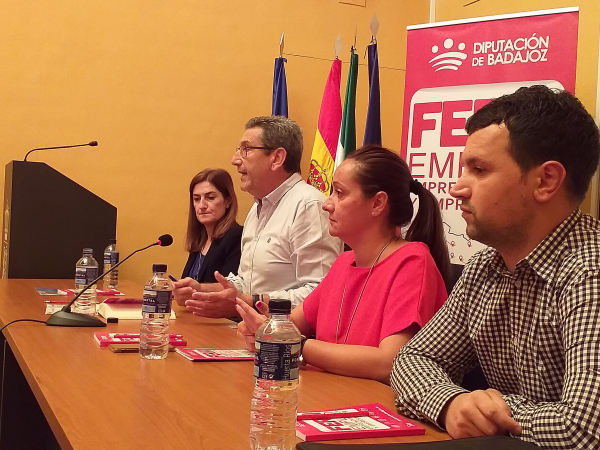 Más de 200 personas han acudido a la nueva edición de las Ferias de Empleo, Emprendimiento y Empresa, celebrada en el CID Sierra Suroeste de Jerez de los Caballeros