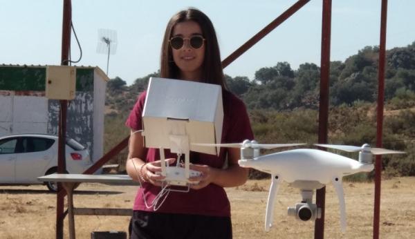 30 alumnos obtienen la Certificación Oficial para el Pilotaje de Drones