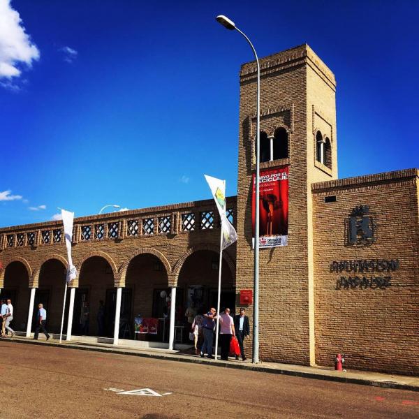 Diputación de Badajoz participará un año más en la Feria Internacional Ganadera de Zafra