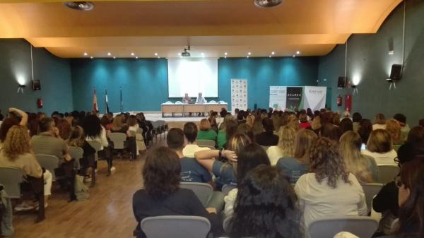 Mérida acoge una Jornada de Inserción dirigida a Escuelas Profesionales de Atención Sociosanitaria