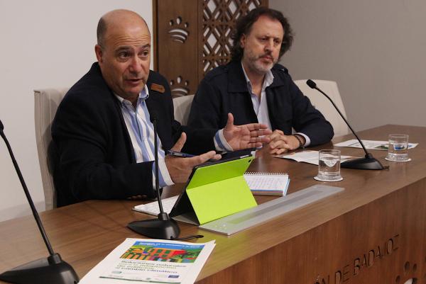 Badajoz acogerá el 13 de noviembre una conferencia sobre soluciones naturales para la adaptación de edificios al cambio climático