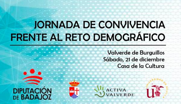El Ayuntamiento de Valverde de Burguillos y la Universidad de Sevilla organizan una jornada de convivencia frente al reto demográfico