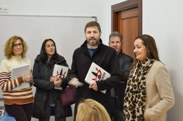 """Comienza en Salvatierra de los Barros el curso de formación de """"Atención Sociosanitaria a Personas Dependientes en Instituciones Sociales"""""""