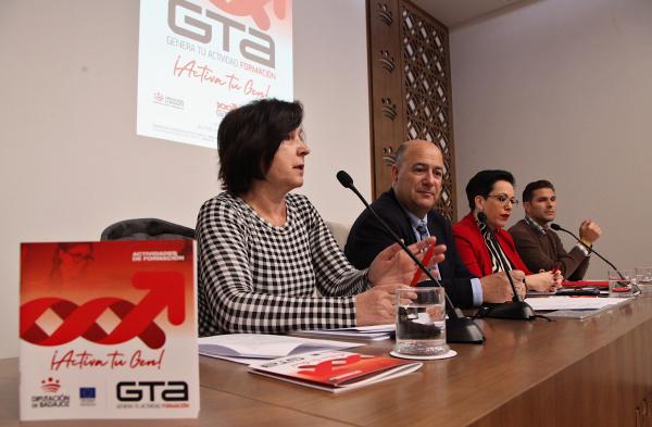 Nace GTA Formación, un proyecto que ayudará a asentar a la población joven en zonas rurales a través de la formación