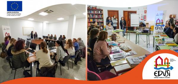 Diputación de Badajoz, a través del Proyecto EDUSI Montijo-Puebla de la Calzada, lanza dos nuevas acciones formativas