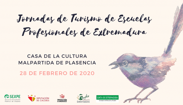 Jornadas de Turismo de Escuelas Profesionales de Extremadura