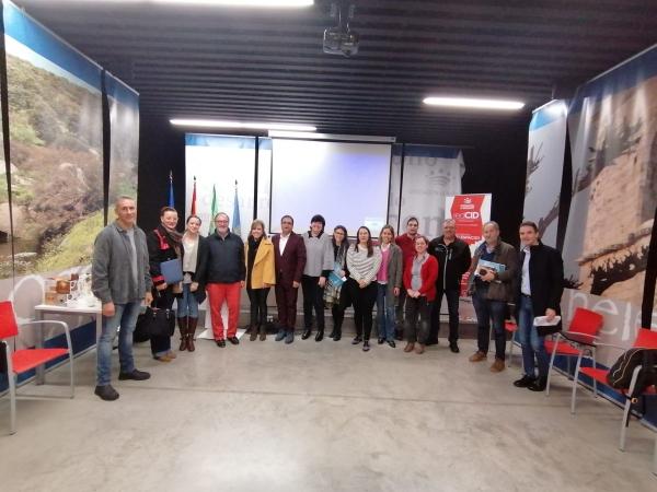 El CID Comarca de Olivenza acoge un networking sobre turismo transfronterizo