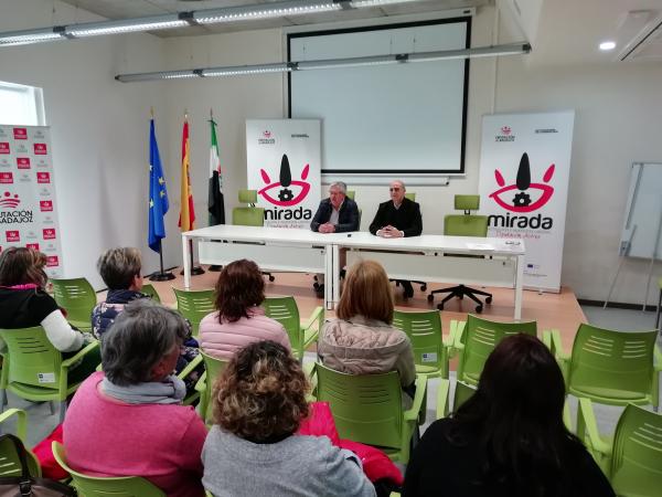 Comienza en Monesterio la acción formativa de Atención Sociosanitaria para Personas Dependientes en Instituciones Sociales