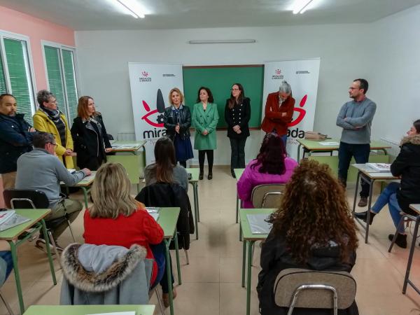"""Diputación de Badajoz comienza en Alange un curso de """"Balneoterapia y Técnicas Hidrotermales"""""""