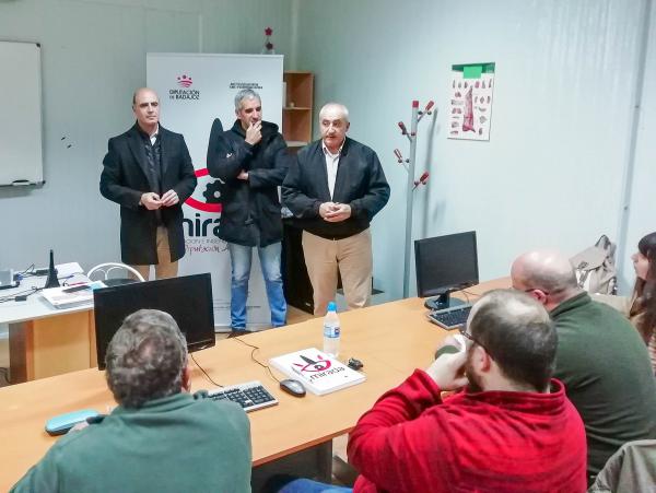 """Inicia en Zafra un curso de """"Sacrificio, Faenado y Despiece de Animales"""" impulsado por Diputación de Badajoz"""