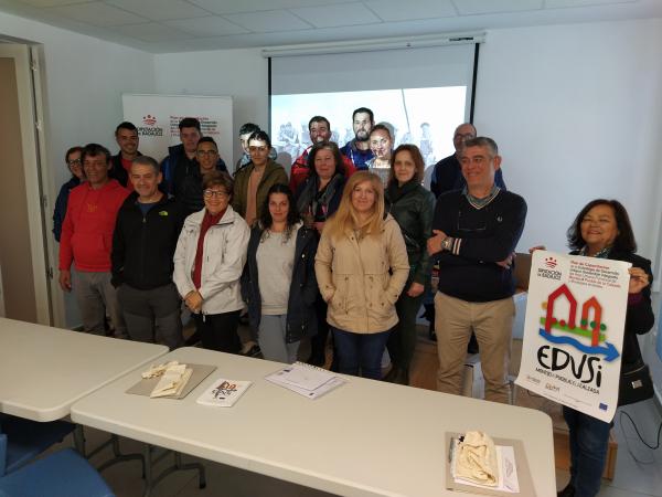 """El Proyecto EDUSI Montijo-Puebla de la Calzada lanza una nueva edición de la acción formativa de """"Formación 2º ciclo de convenio de la construcción, albañilería"""""""
