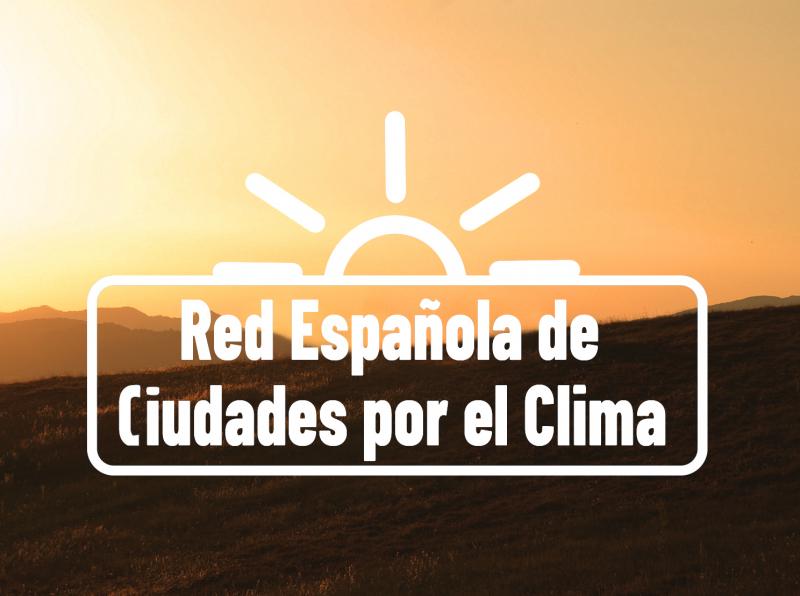 Red Españolas de Ciudades por el clima