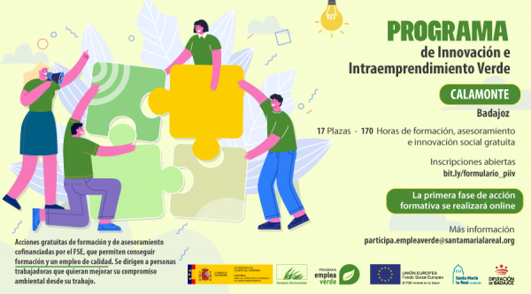 Programa de Innovación e Intraemprendimiento Verde