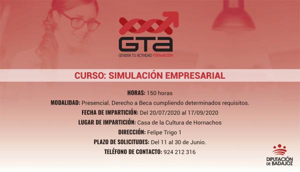 Diputación de Badajoz reanuda su actividad formativa dirigida a personas desempleadas