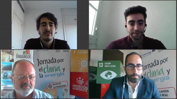 El contexto energético de los municipios pacenses a debate en la Jornada por el Clima y la Energía