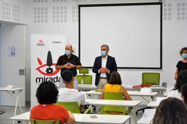 Inaugurada en Campanario la acción formativa 'Atención sociosanitaria a personas dependientes en instituciones sociales'