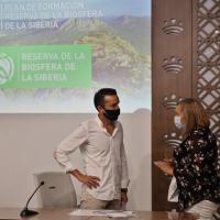 Presentado el Plan de Capacitación para el Empleo Reserva de la Biosfera de la Siberia