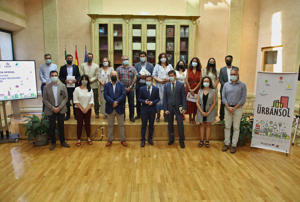 Ocho municipios son los primeros de la provincia en suscribir el Pacto de las Alcaldías para el Clima y la Energía Sostenible