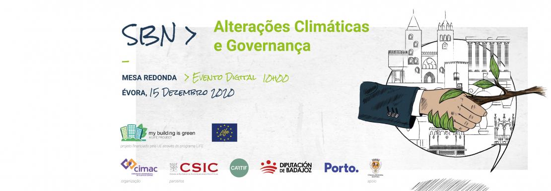 Mesa Redonda   Soluciones basadas en la Naturaleza: Cambio Climático y Gobernanza