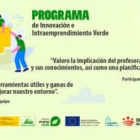 Finaliza en el CID Municipios Centro el 'Programa de Innovación e Intraemprendimiento Verde'