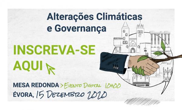 Mesa Redonda | Soluciones basadas en la Naturaleza: Cambio Climático y Gobernanza
