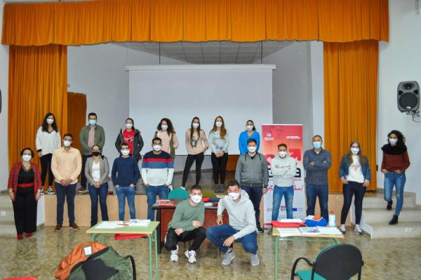 Diputación de Badajoz comienza un curso de Auxiliar de Veterinaria en Alconera
