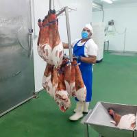 Más de la mitad del alumnado del curso 'Sacrificio, faenado y despiece de animales' ha encontrado trabajo de manera inmediata